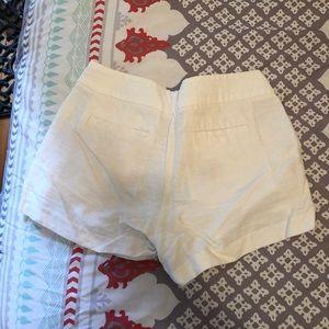 J. Crew Shorts - J. Crew white shorts